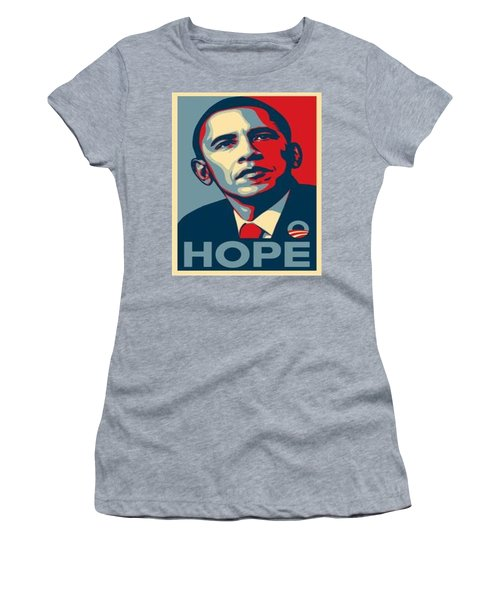 Obama The Usa  Women's T-Shirt