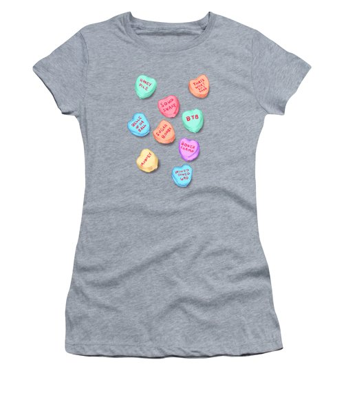Office Convo Hearts Women's T-Shirt