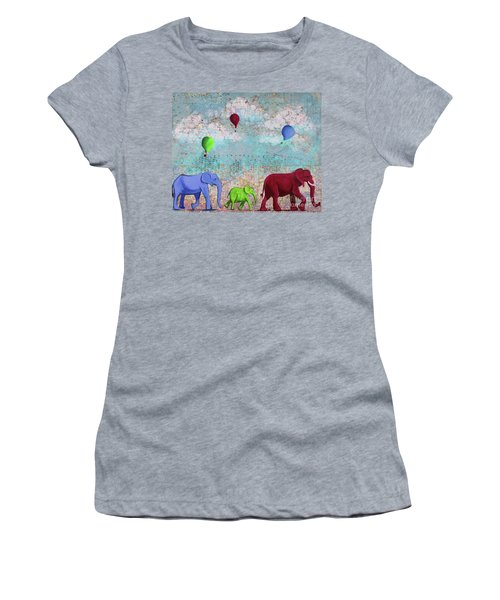 Oh The Places You'll Go Women's T-Shirt