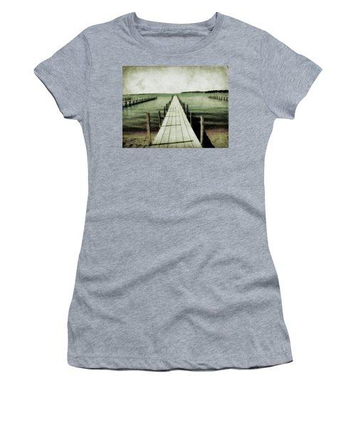 Okoboji Docks Women's T-Shirt