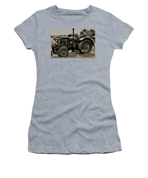 Ye Old Tractor Women's T-Shirt