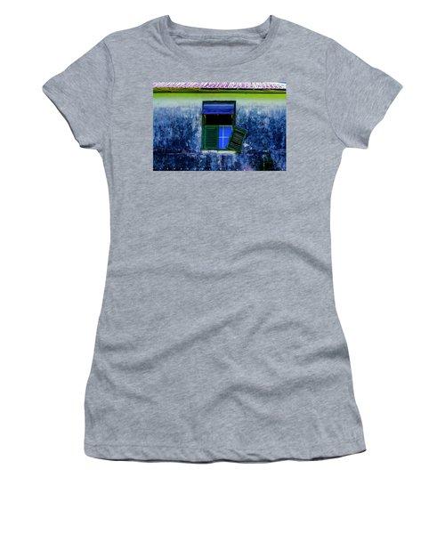 Old Window 3 Women's T-Shirt