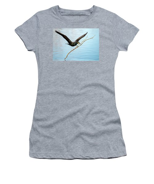 Over-achieving Cormorant Women's T-Shirt