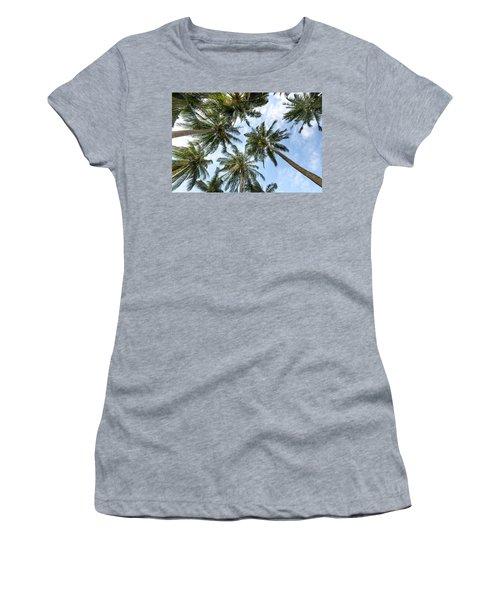 Palms  Beach Women's T-Shirt