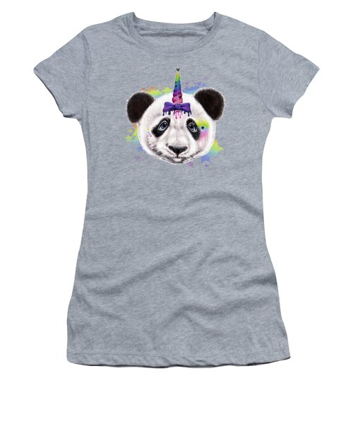 Pandicorn  Women's T-Shirt