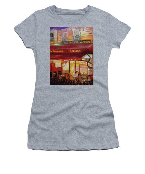 Paris Night Women's T-Shirt