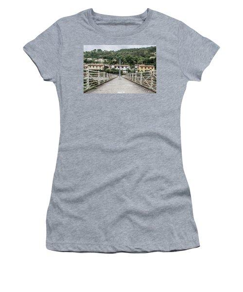 Pedestrian Walkway Women's T-Shirt