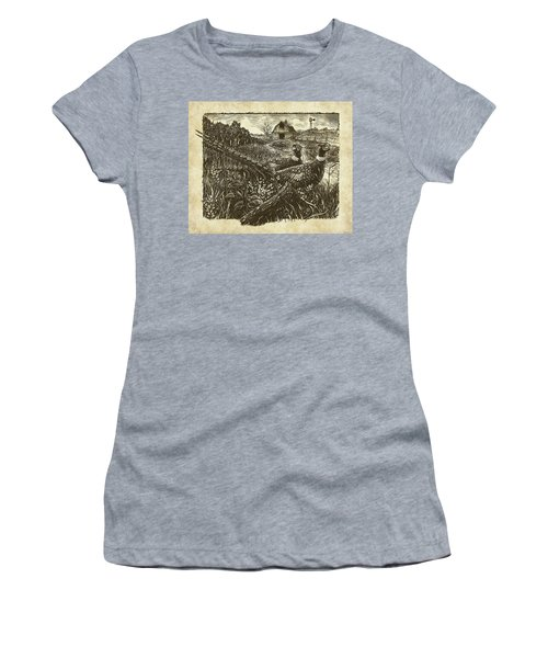 Pheasants Women's T-Shirt
