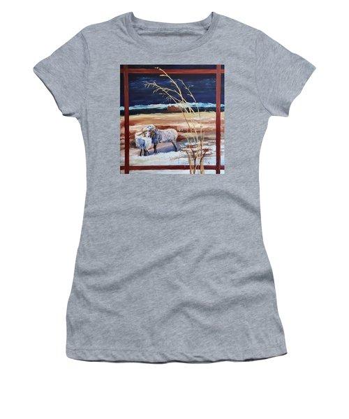 Phil And Alice Navajo Sheep    38 Women's T-Shirt