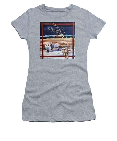 Phil And Alice Navajo Sheep    38 Women's T-Shirt
