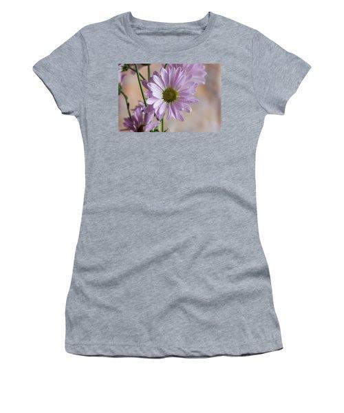 Pink Daisies-5 Women's T-Shirt