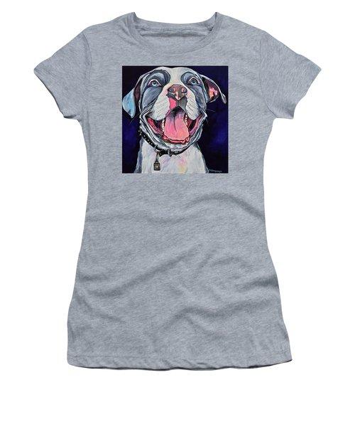 Pit Bull Love Women's T-Shirt