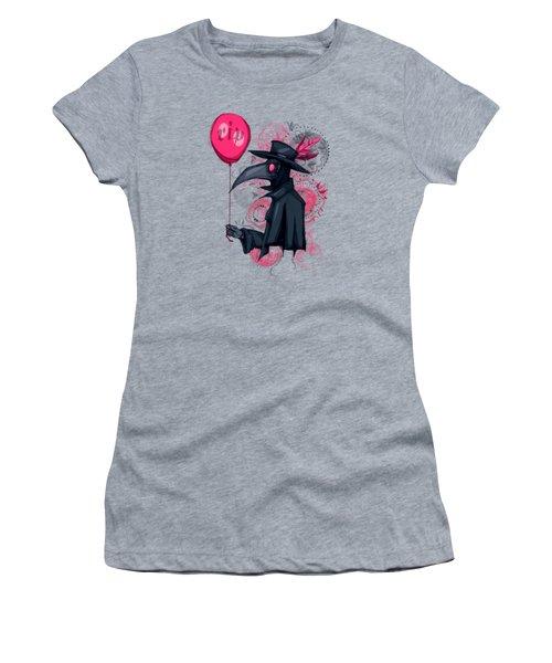 Plague Doctor Balloon Women's T-Shirt