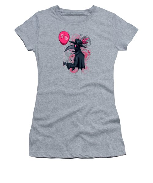 Plague Doctor Balloon Women's T-Shirt
