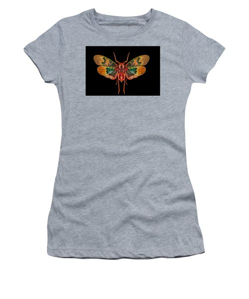 Planthopper Lanternfly Women's T-Shirt (Athletic Fit)