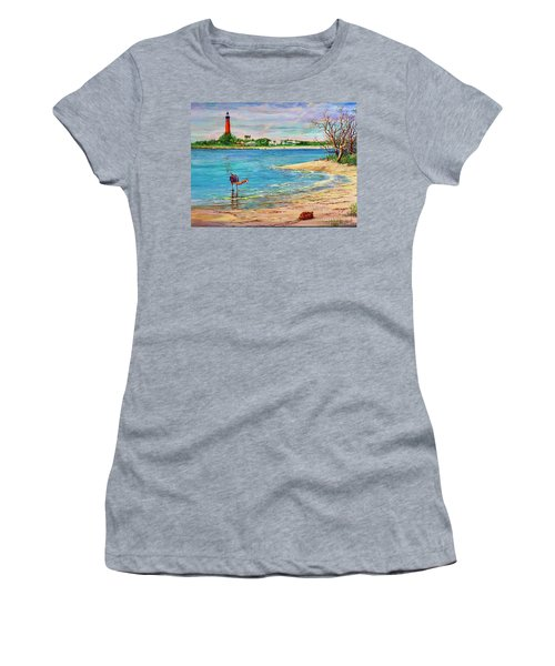 Ponce Inlet Lighthouse Women's T-Shirt