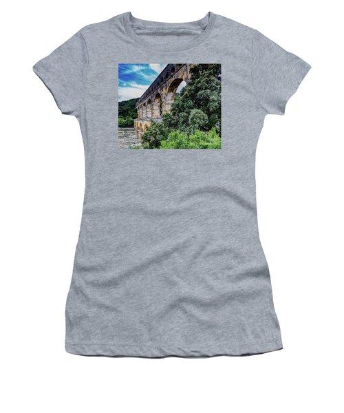 Pont Du Gard Women's T-Shirt