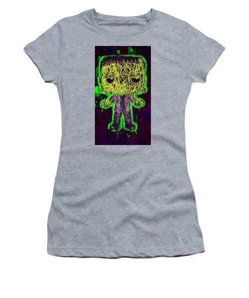 Frankenstein Pop 2 Women's T-Shirt