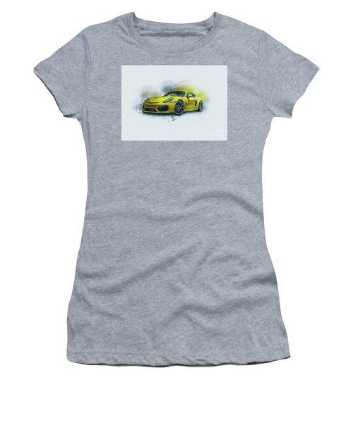 Porsche 911 Women's T-Shirt