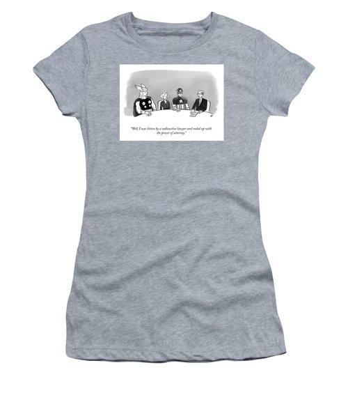 Power Of Attorney Women's T-Shirt
