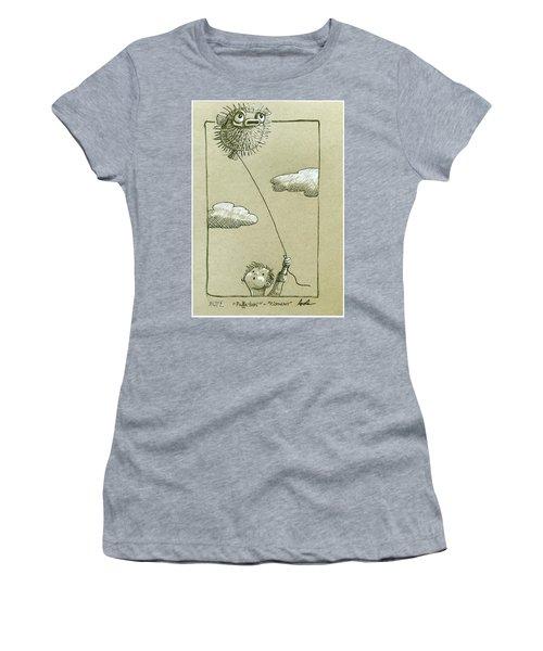 Puffaloon  Women's T-Shirt