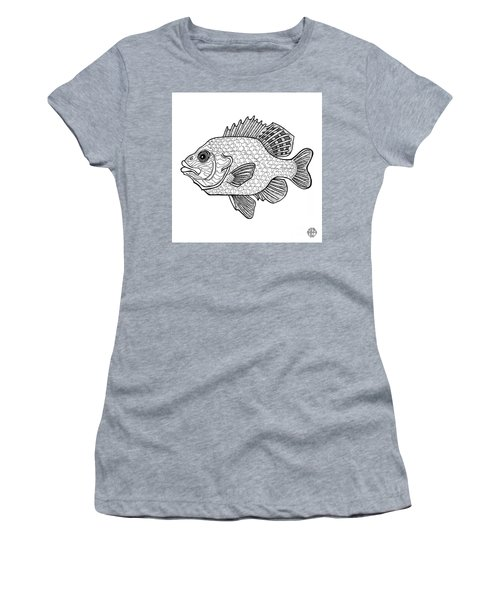 Pumpkinseed Fish Women's T-Shirt