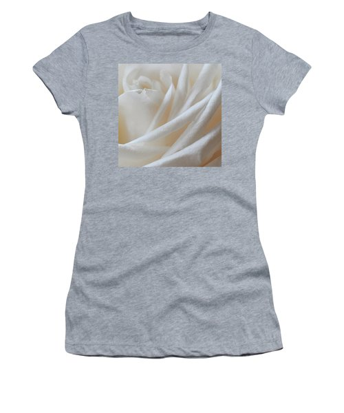 Women's T-Shirt featuring the photograph Purity by Michelle Wermuth