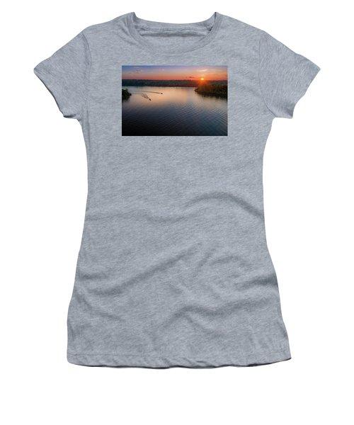 Racing The Sun Women's T-Shirt