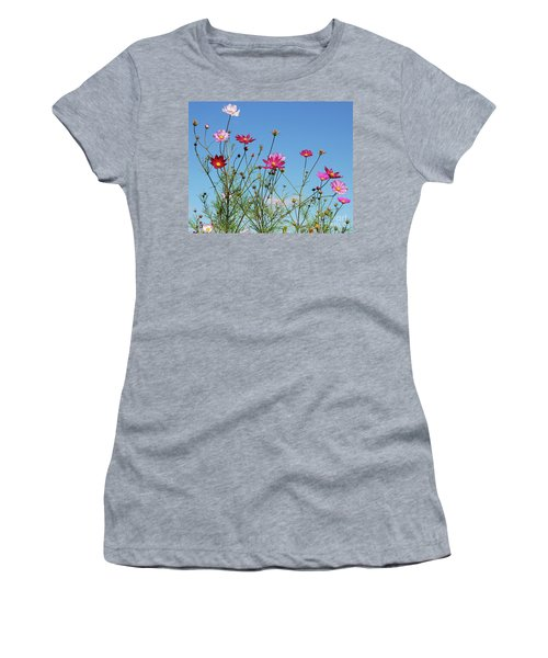 Reach For The Cosmos Women's T-Shirt