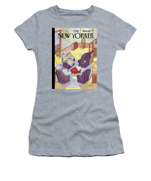 Reading Group Women's T-Shirt