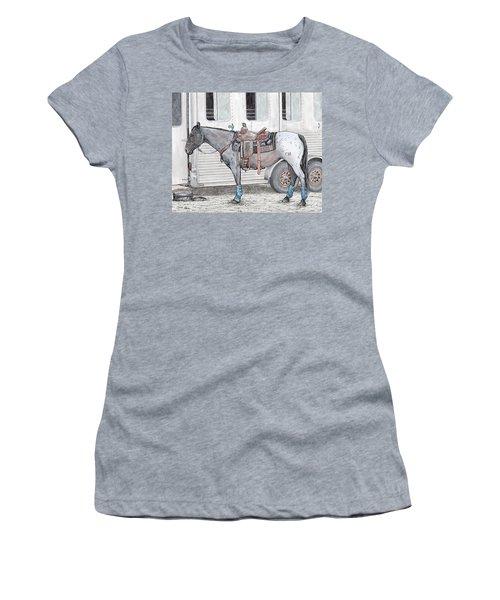 Ready For Battle  Women's T-Shirt