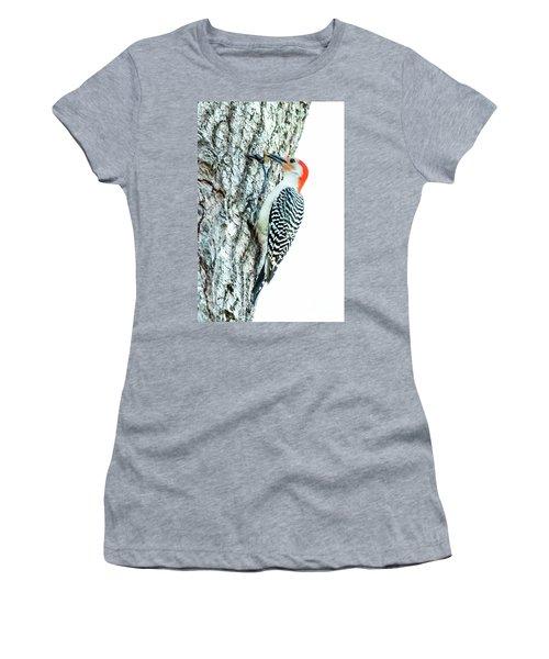 Red-bellied Woodpecker Women's T-Shirt