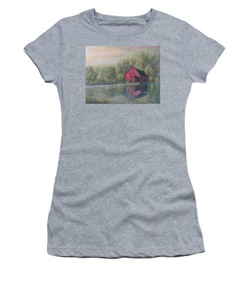 Red Mill Clinton New Jersey Women's T-Shirt