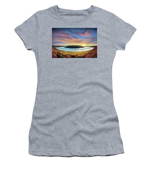River Of Fog Women's T-Shirt
