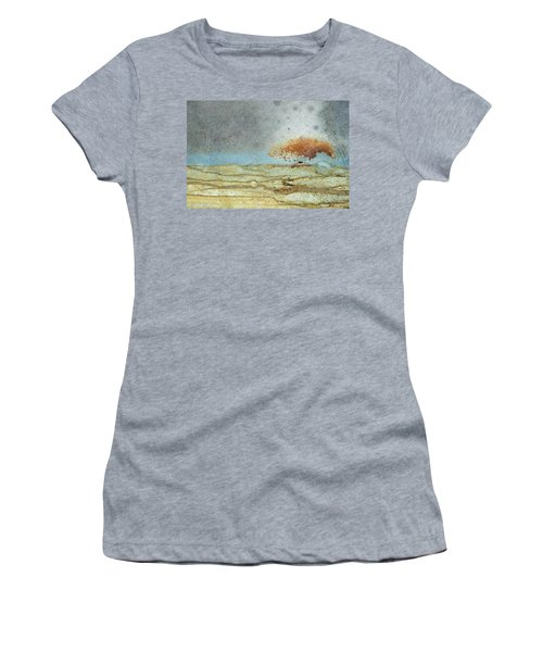 Rock Stain Abstract 1 Women's T-Shirt