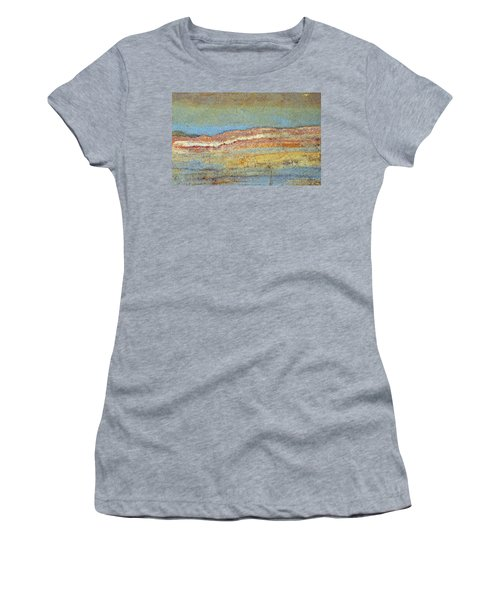Rock Stain Abstract 3 Women's T-Shirt