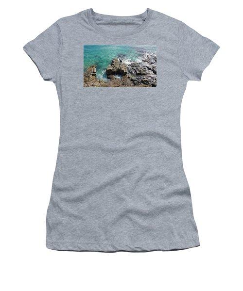Rocks And Water Women's T-Shirt