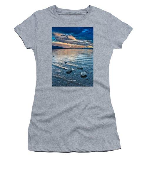 Rocky Lake Vista Women's T-Shirt