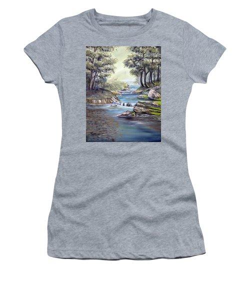 Rocky Stream Women's T-Shirt