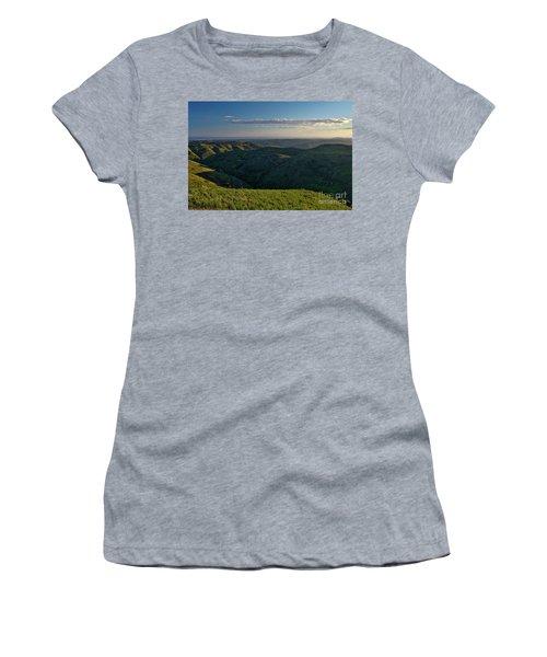 Rolling Mountain - Algarve Women's T-Shirt