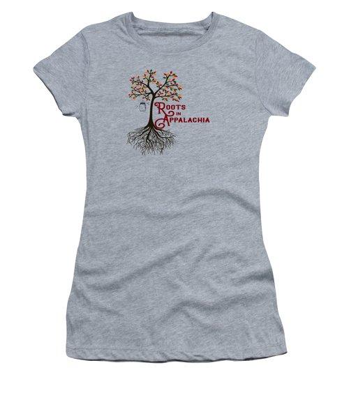 Roots In Appalachia Lightning Bugs Women's T-Shirt