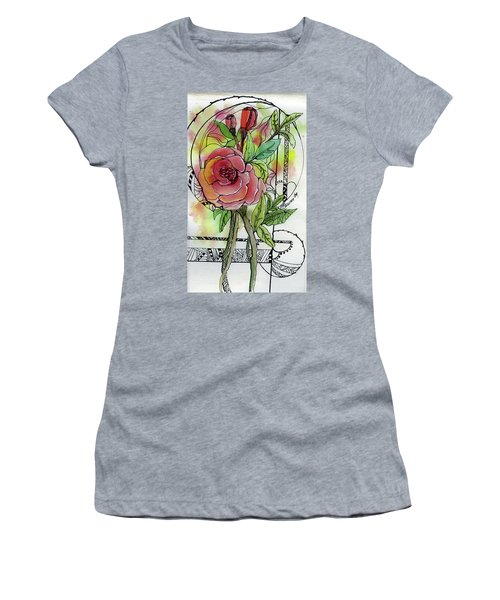 Rose Is Rose Women's T-Shirt