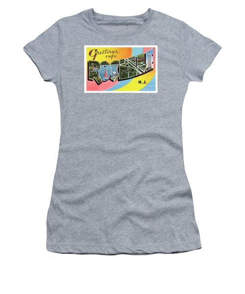 Roselle Greetings Women's T-Shirt