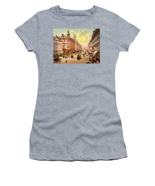 Royal Avenue In Belfast Women's T-Shirt