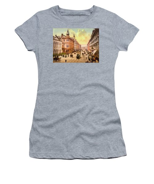 Royal Avenue In Belfast Women's T-Shirt