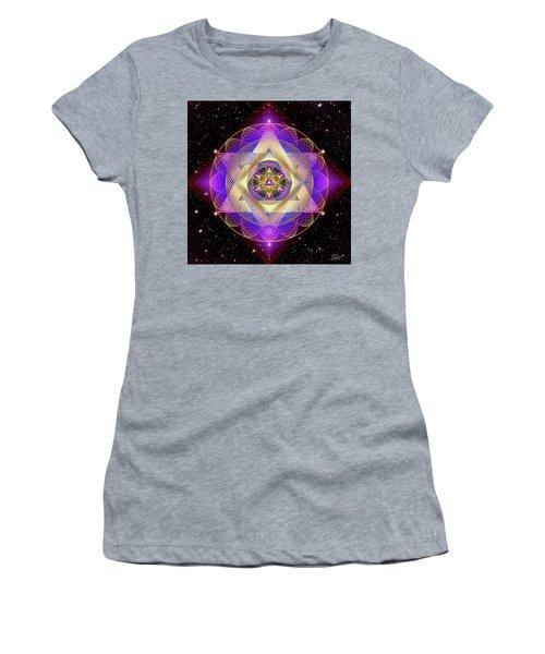 Sacred Geometry 741 Women's T-Shirt