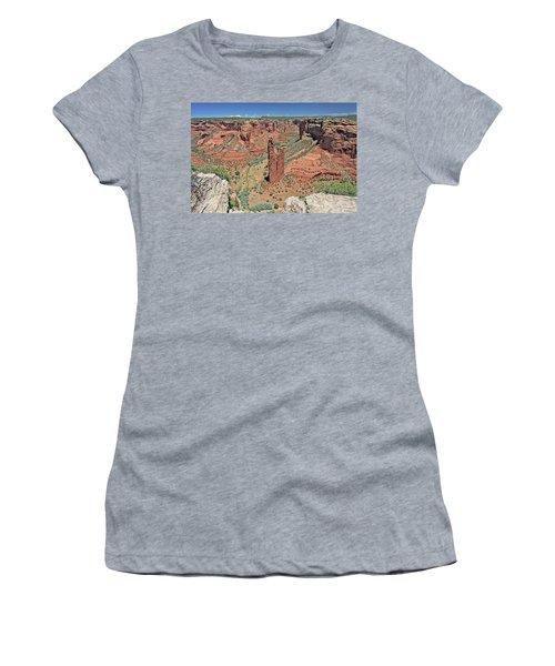 Sacred Spider Rock Women's T-Shirt