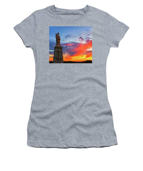 Saint Joseph Sunset  Women's T-Shirt