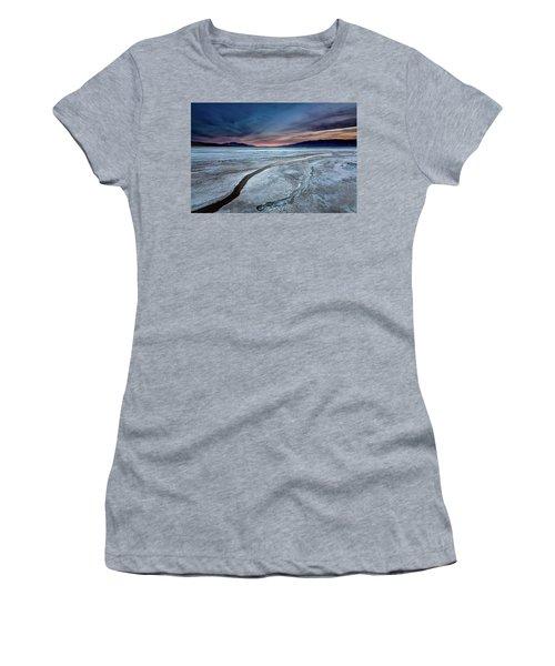 Salt Creek Flats Iv Women's T-Shirt