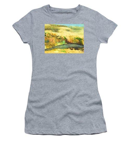 Sandy Landscape Women's T-Shirt